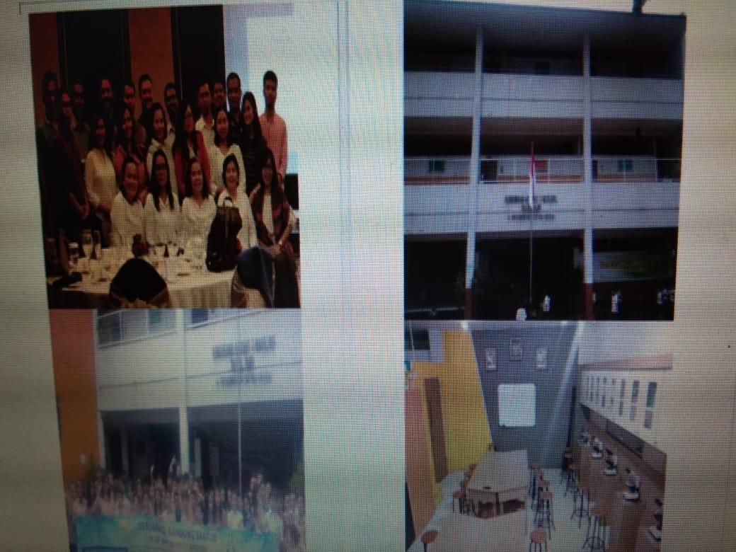 Sekolah Tampak Depan, Laboratorium Komputer, Poto Guru dan Siswa
