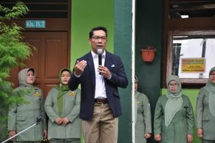 Kegiatan Pembinaan Oleh Walikota Bandung