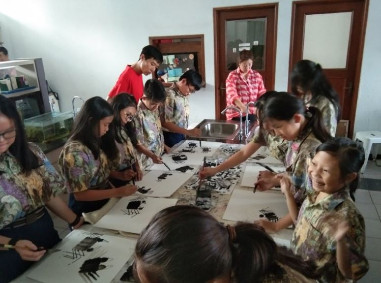 ACTIVITY 2 IN CHINESSE PAINTING CULTURE