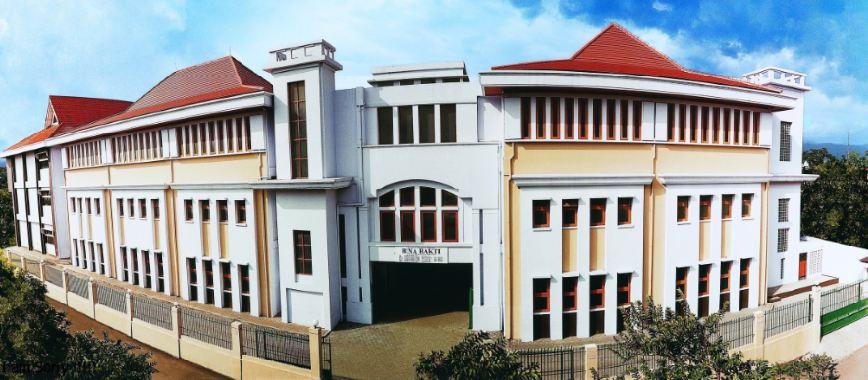 Gedung SMPK 1 Bina Bakti