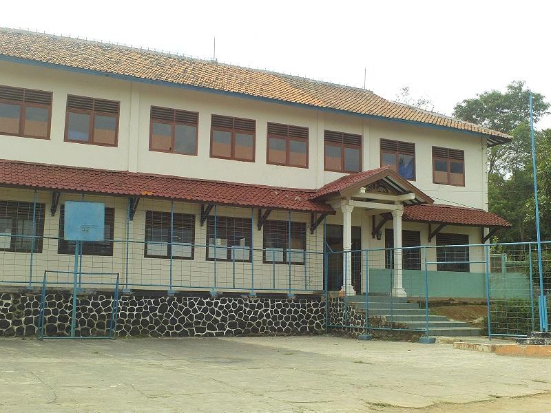 Halaman Depan SMP Gantra