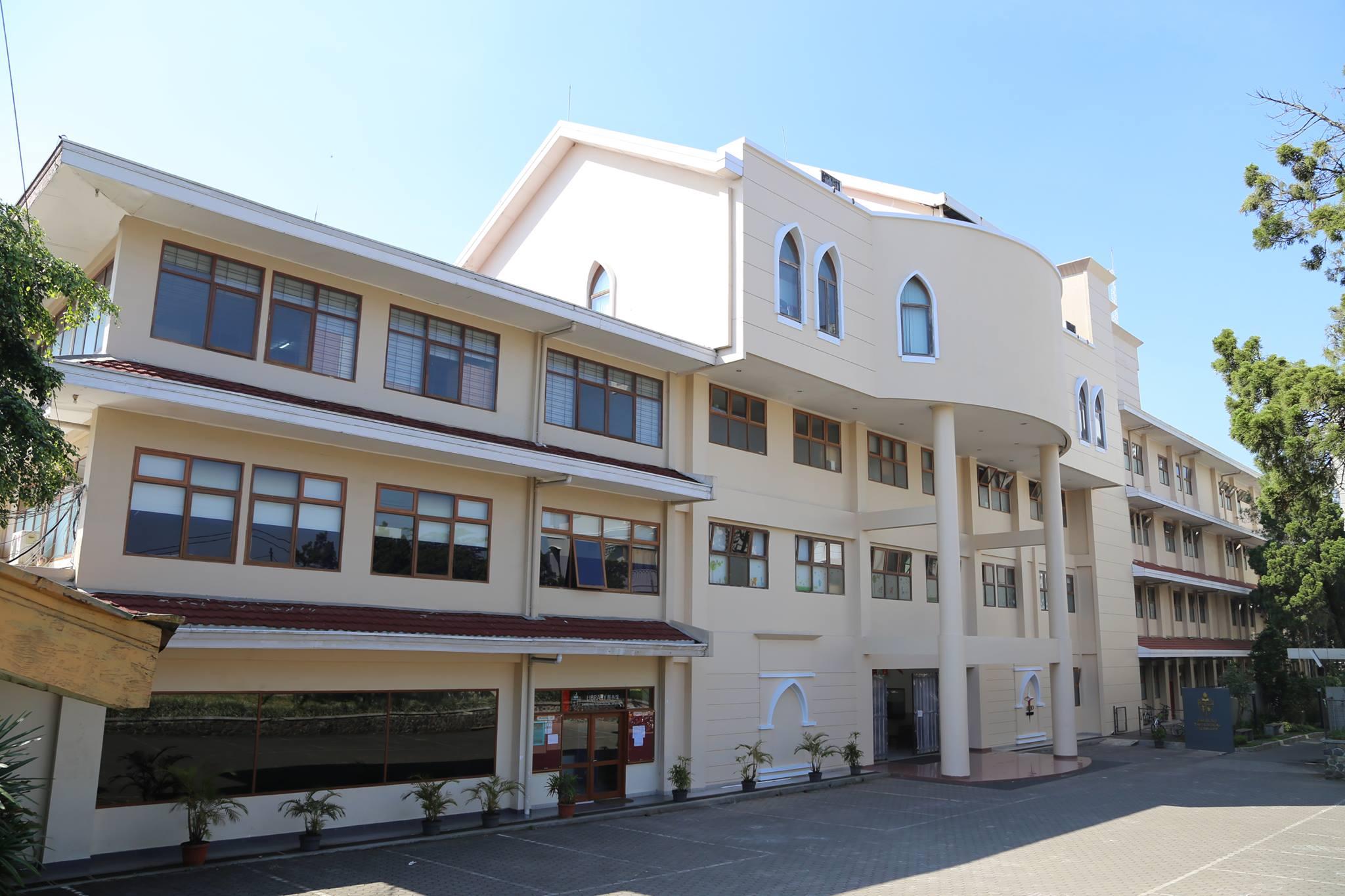 Gedung Sekolah Trimulia