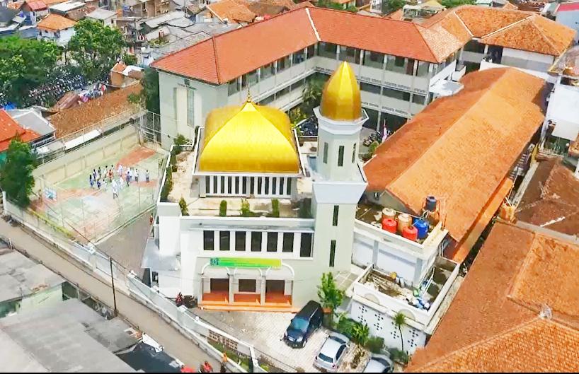 Gedung Sekolah SMP PGII 2 Bandung