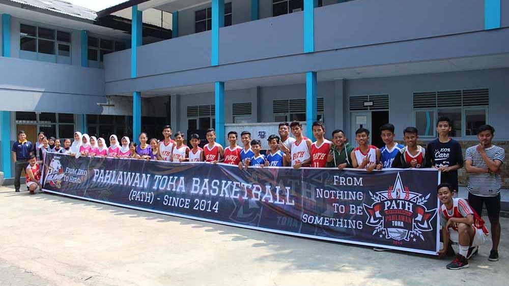 Ekskul Bola Basket