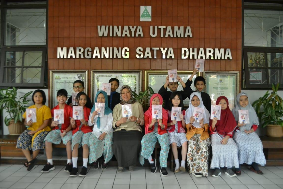 Kegiatan Literasi Siswa