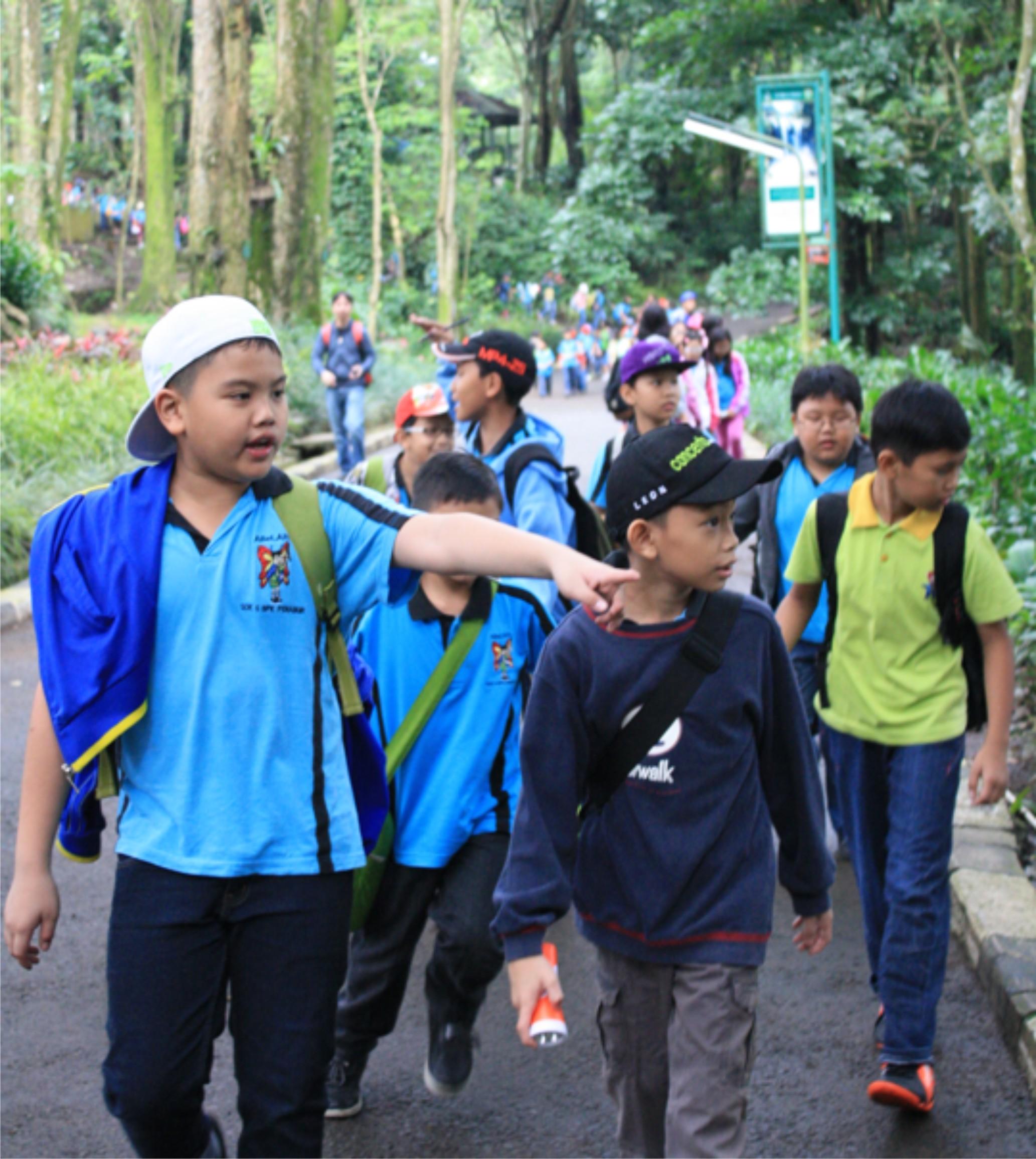 Foto Hiking