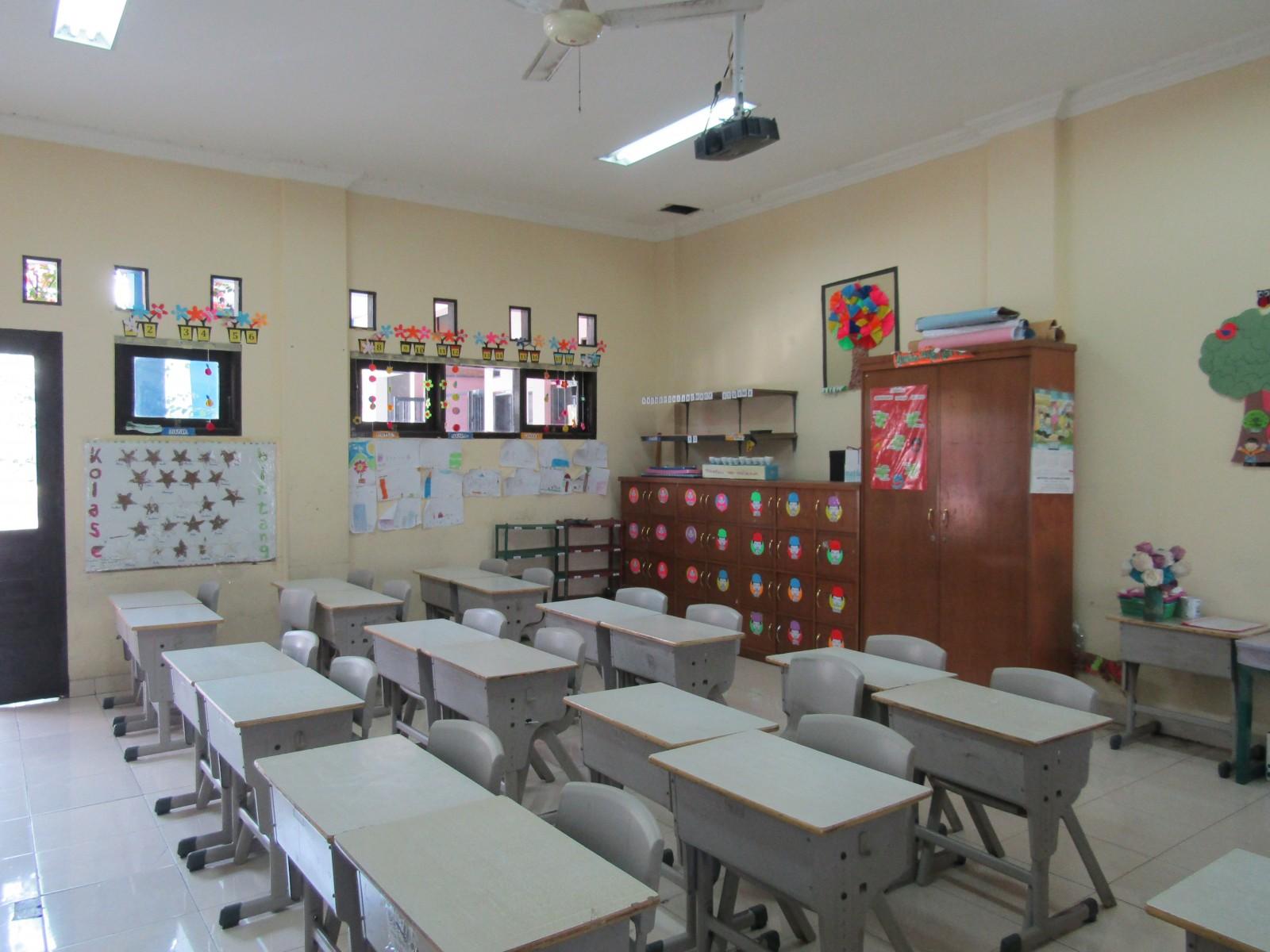 Foto Ruang Kelas
