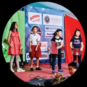 Maria Bintang Laut Talents Competition