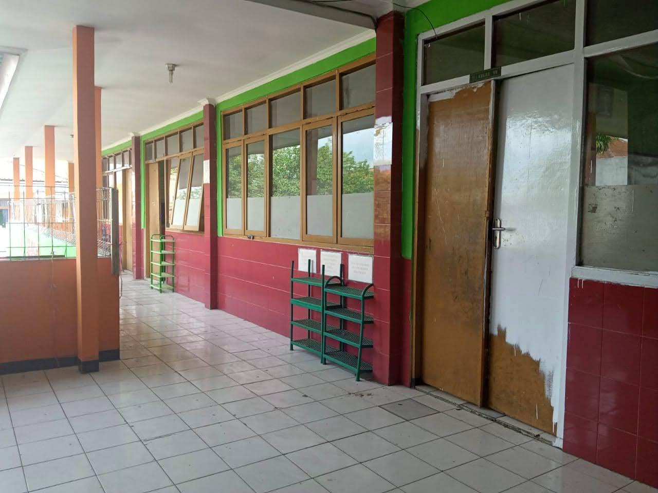 Foto Ruang Kelas di Lantai 2