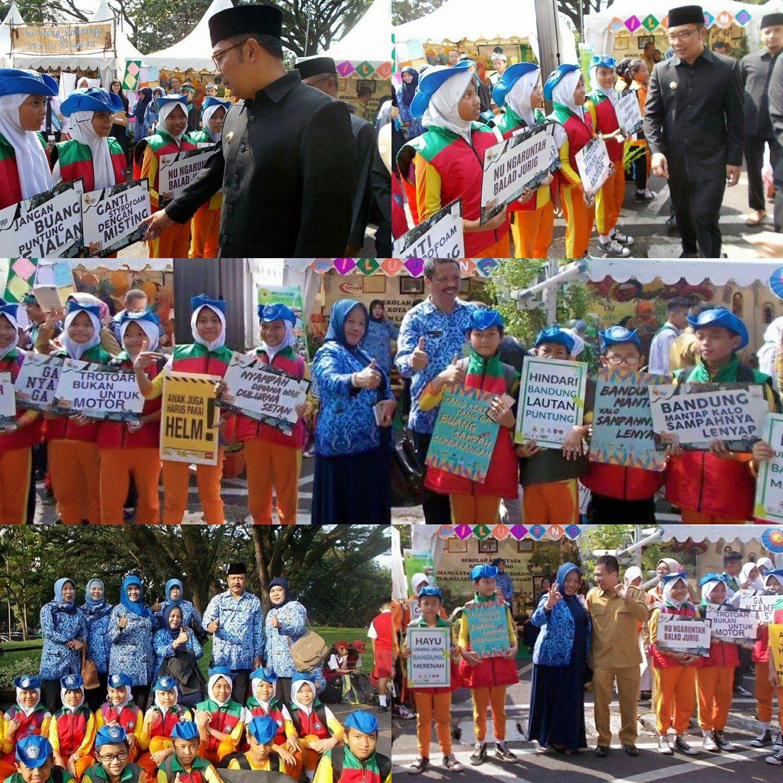 Gerakan Pameran Adiwiyata Kota Bandung 2017