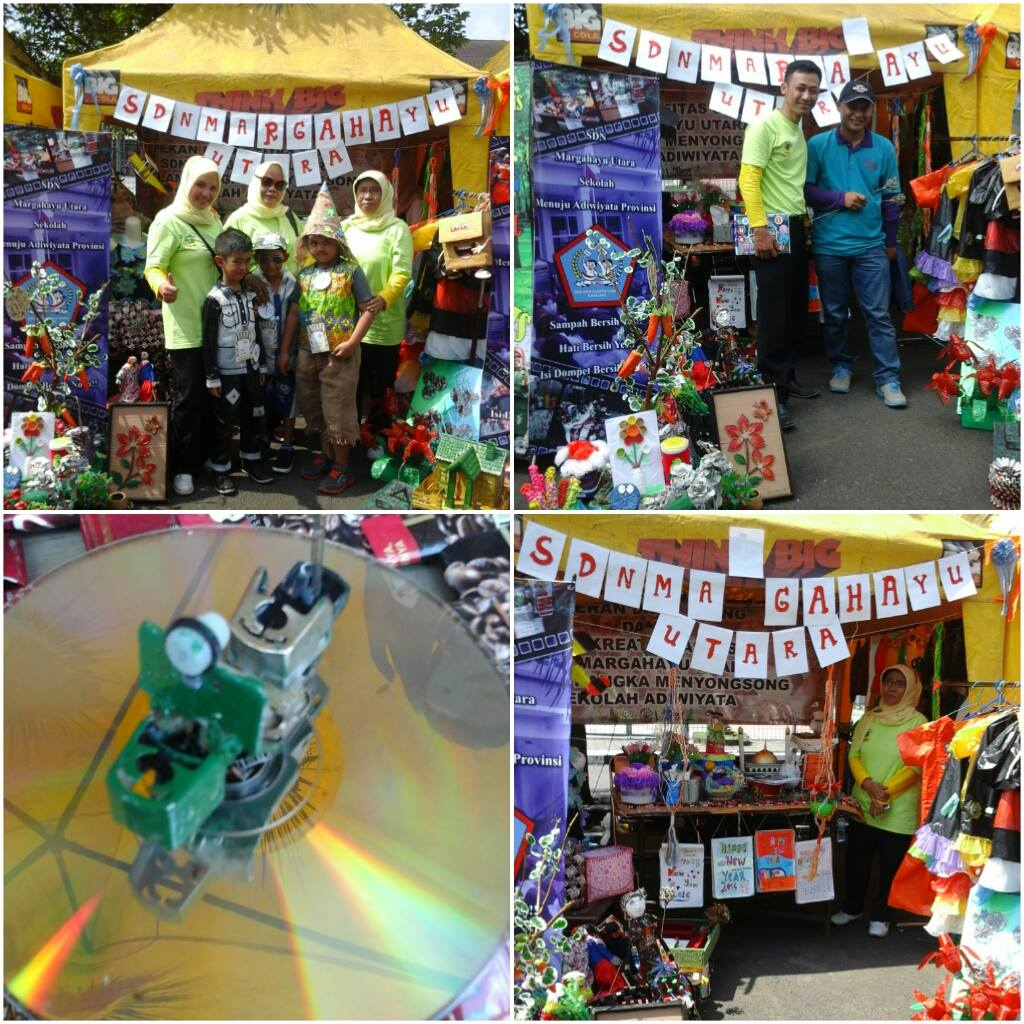 Pameran Adiwiyata Kota Bandung 2016