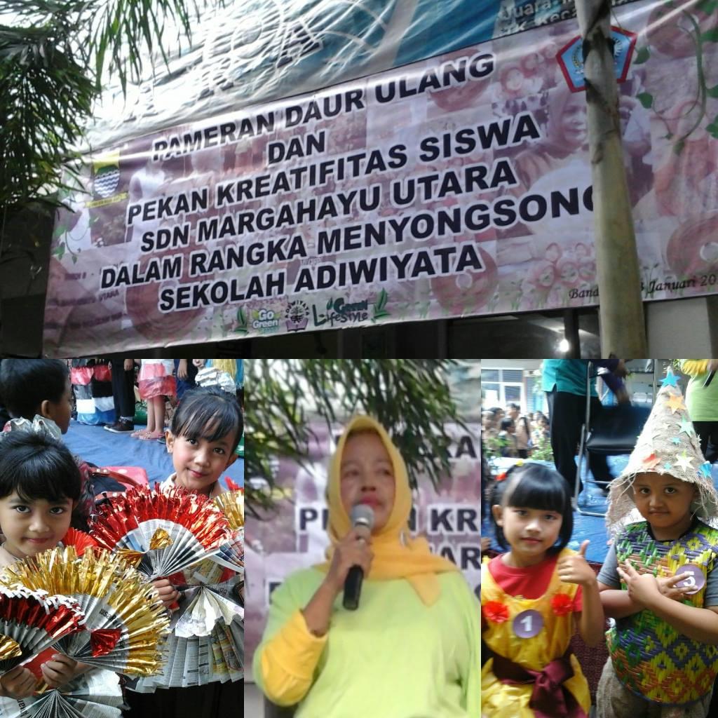 Kegiatan Pameran Darulang dan Pekan Kreatifitas Siswa Dalam Rangka Menyongsong Sekolah Adiwiyata