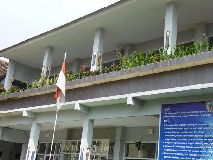 Bangunan Baru SDN 227 Margahayu Utara Tahun 2015