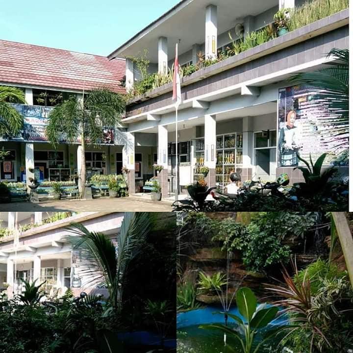 Bangunan dan Halaman Sekolah SDN 227 Margahayu Utara