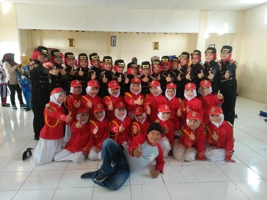 Kegiatan Lomba Rukibra tingkat Jawa Barat yang diselenggarakan oleh SMP Alkenzi Kota Bandung