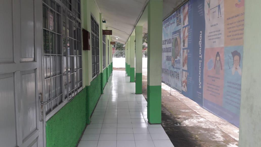Foto Selasar Sekolah