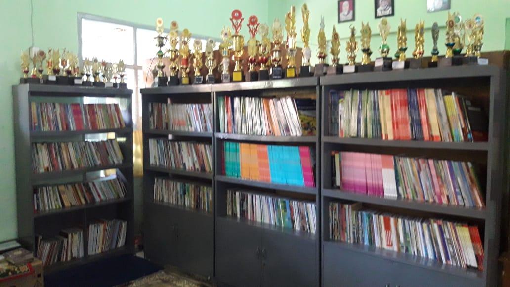 Foto Ruang Perpustakaan Sekolah