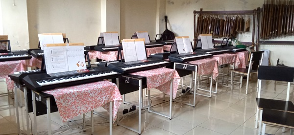 Ruang Keyboard