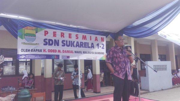 Sambutan Bapak Wakil Walikota Kota Bandung