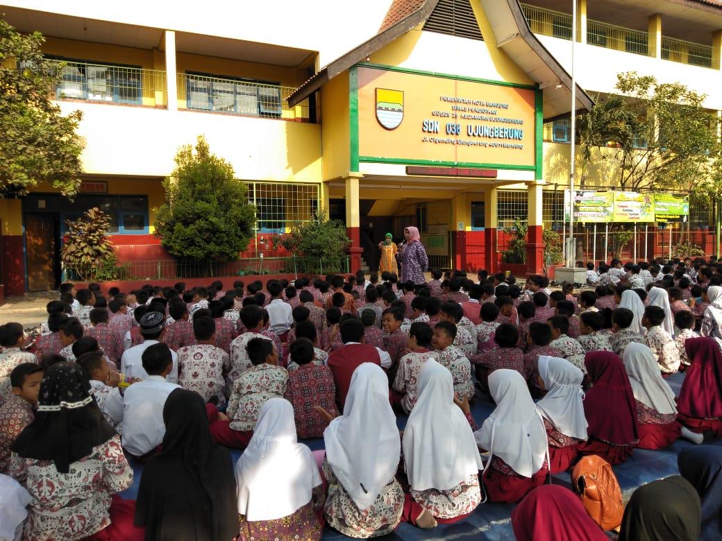 Kegiatan Sholat Dhuha Bersama