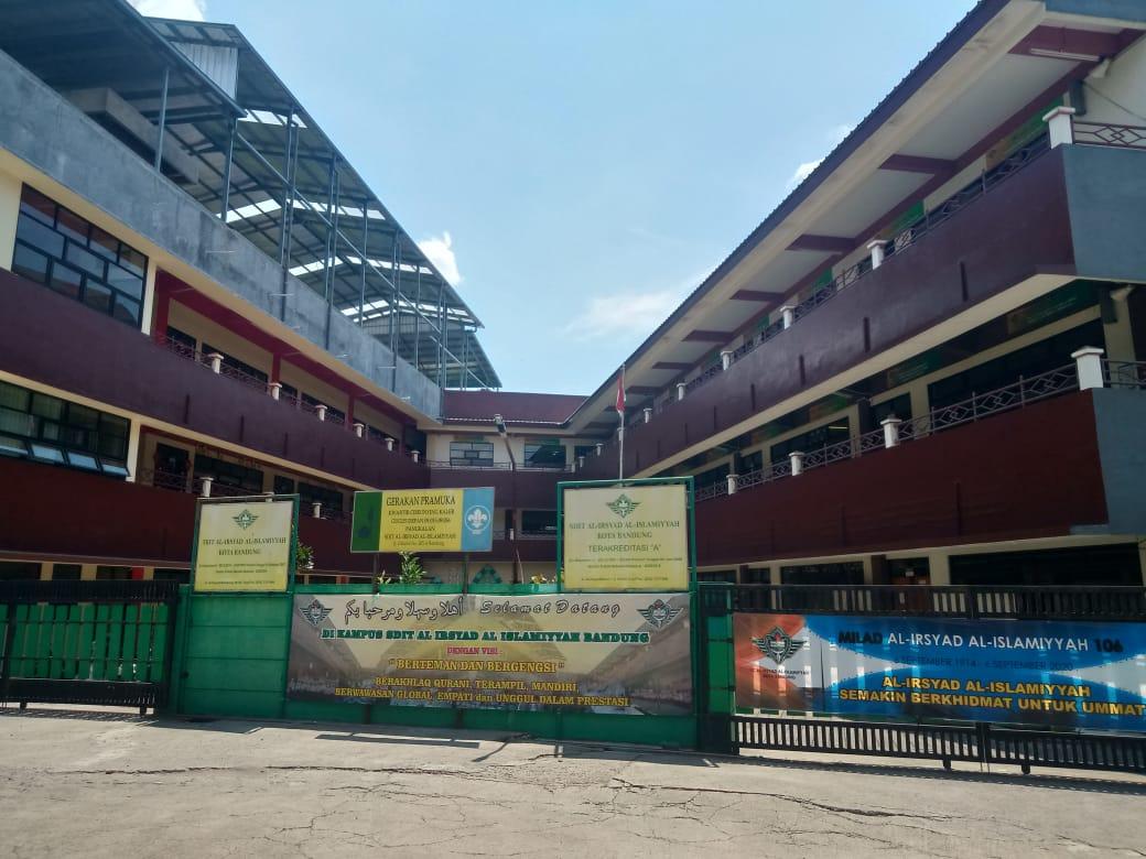 Gudung SD Islam Terpadu Al Irsyad Bandung