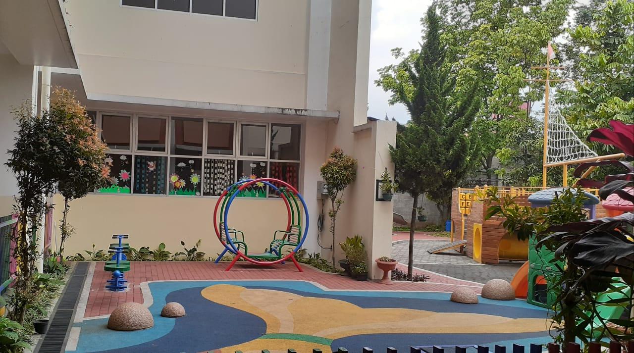 Tempat bermain TK Ignatius Slamet Riyadi 1