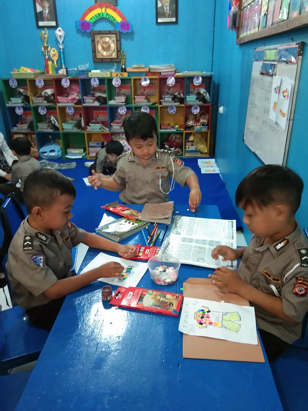 KBM Dalam Ruang Kelas-3