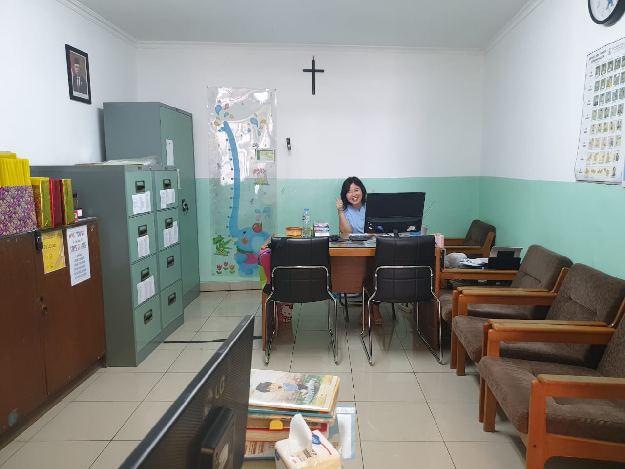 Guidance & Counseling Room