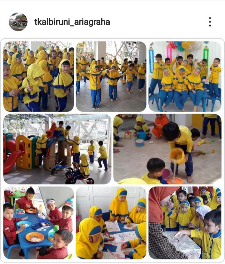 Instagram : tkalbiruni_ariagraha