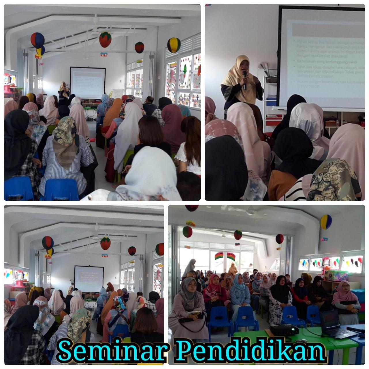 Kegiatan Seminar/Parenting