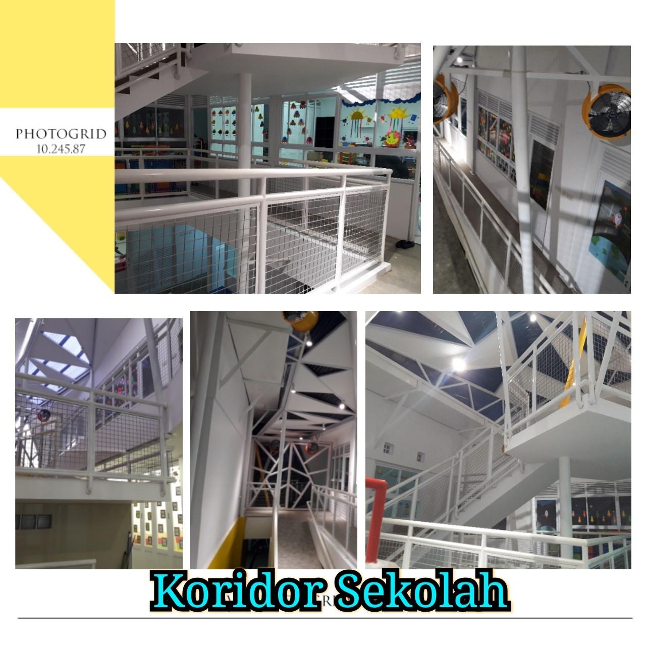 Koridor Sekolah