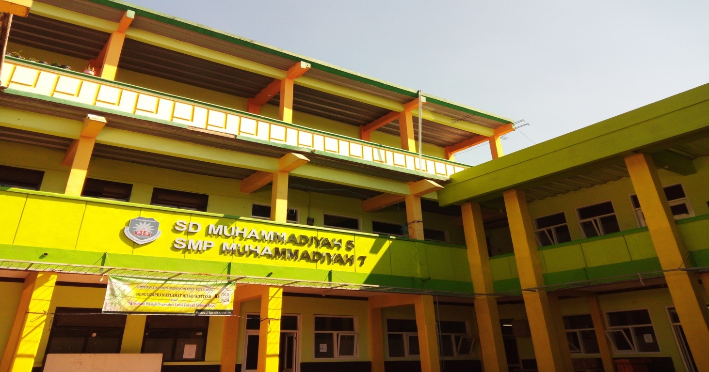 Foto Halaman Depan Sekolah