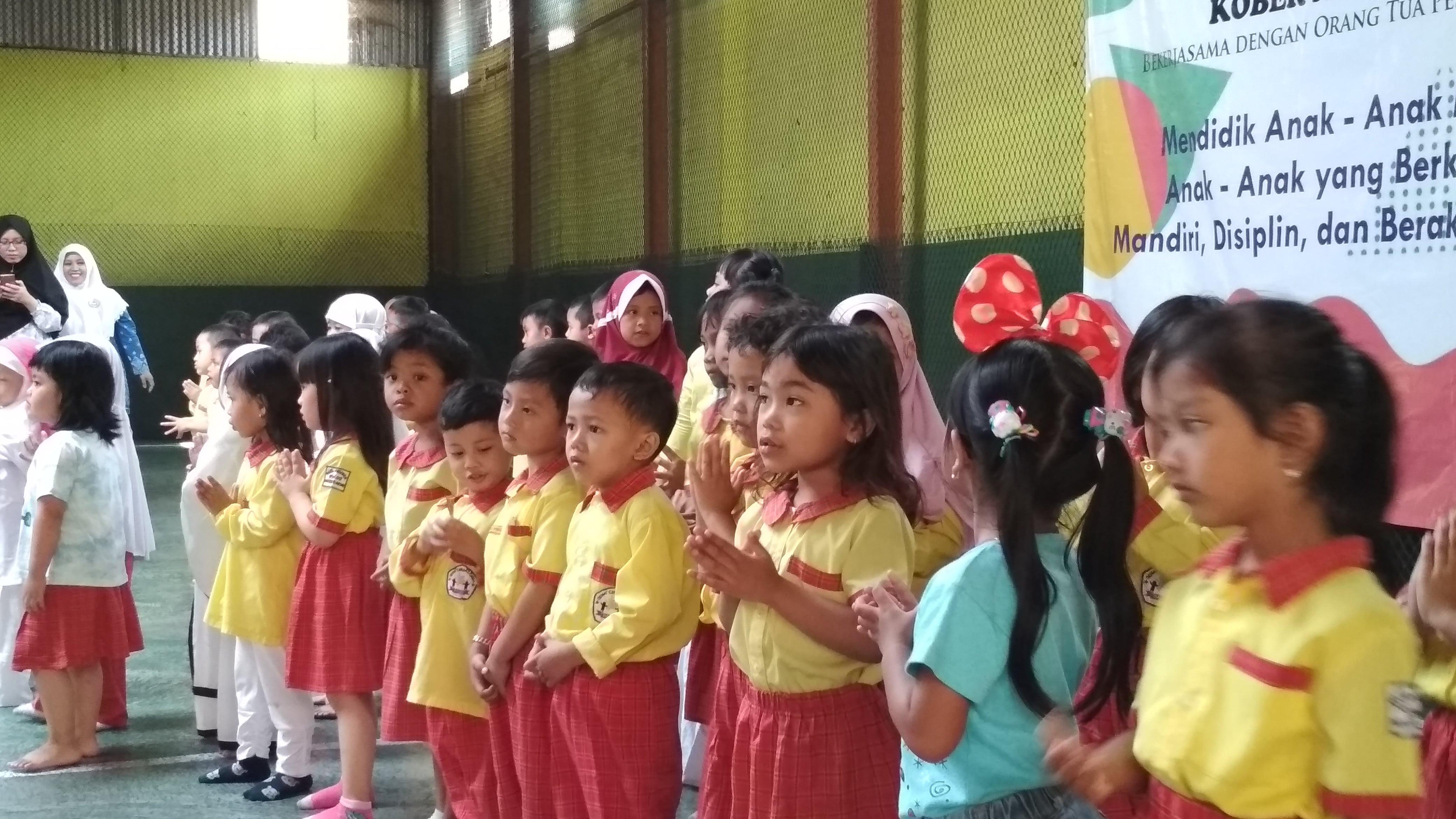 Mendidik Anak Menjadi Anak yang Berkarakter