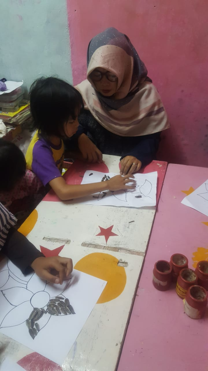 Foto Pembelajaran Anak ABK