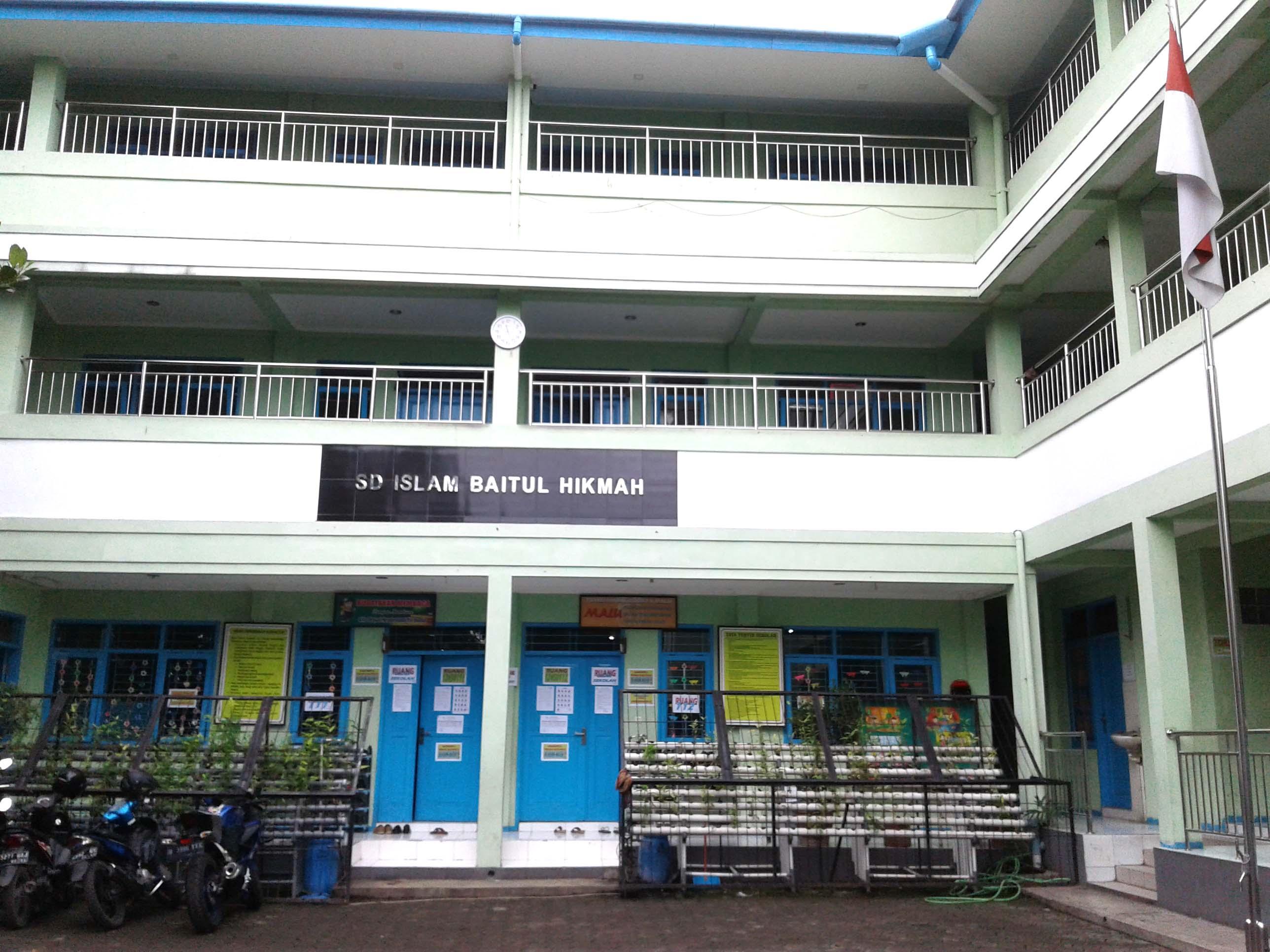 Gedung Sekolah