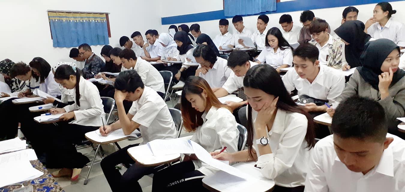Foto Kegiatan Ujian Sekolah