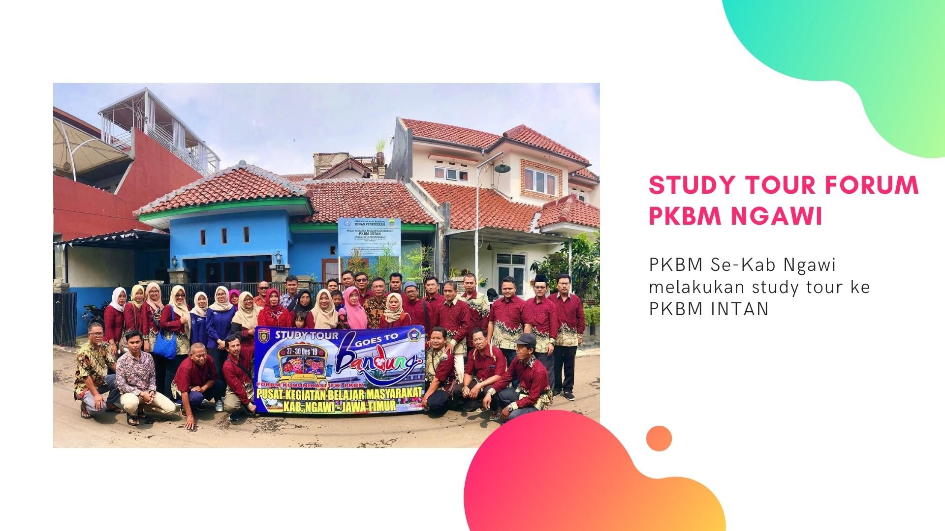 Study Tour PKBM Se-Kab Ngawi